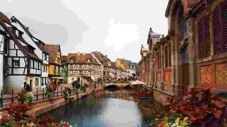 Colmar, na região de Vosges (França) - Unsplash - Unsplash