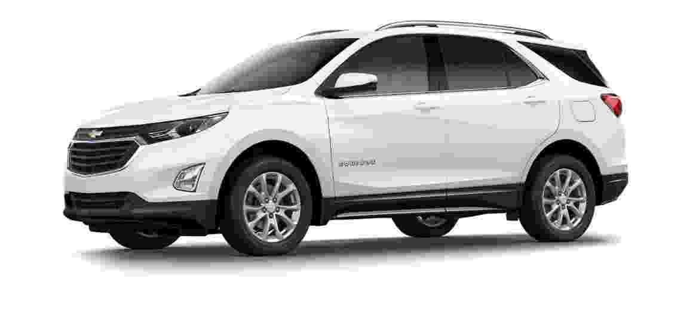 Equinox 1.5 turbo é nova versão de entrada do SUV feito no México - Divulgação