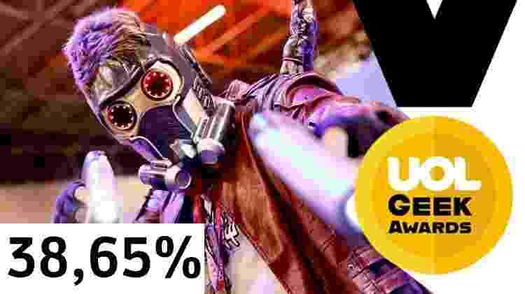 UOL Geek Awards - CCXP 2019 - Melhor cosplayer - UOL - UOL