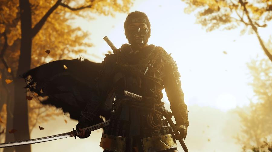 Com o modo Samurai Cinema, Ghost of Tsushima se aproxima ainda mais de algumas de suas influências vindas do cinema japonês - Divulgação