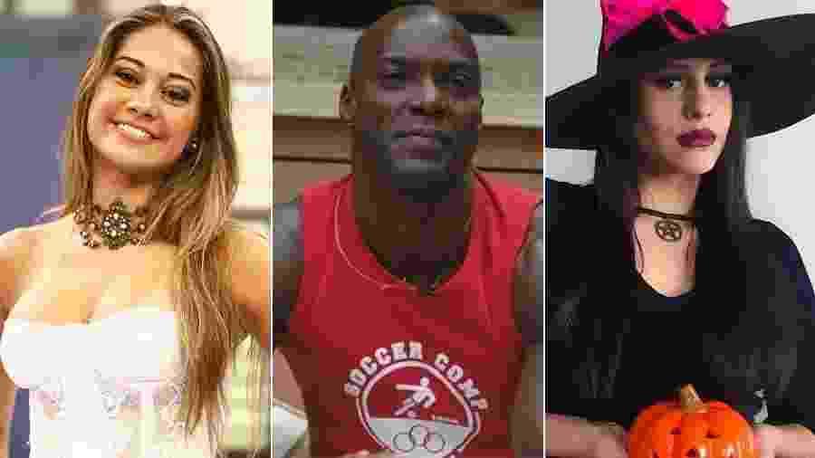 Mayra Cardi, Iran Gomes e Ana Paula Costa se arrependeram do BBB - Montagem/UOL/Reprodução/TV Globo/Instagram