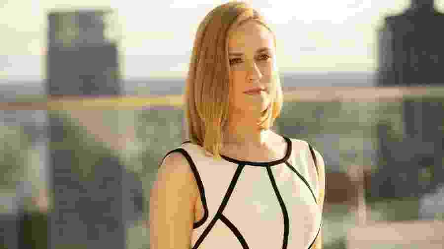 Evan Rachel Wood em cena de Westworld - Divulgação