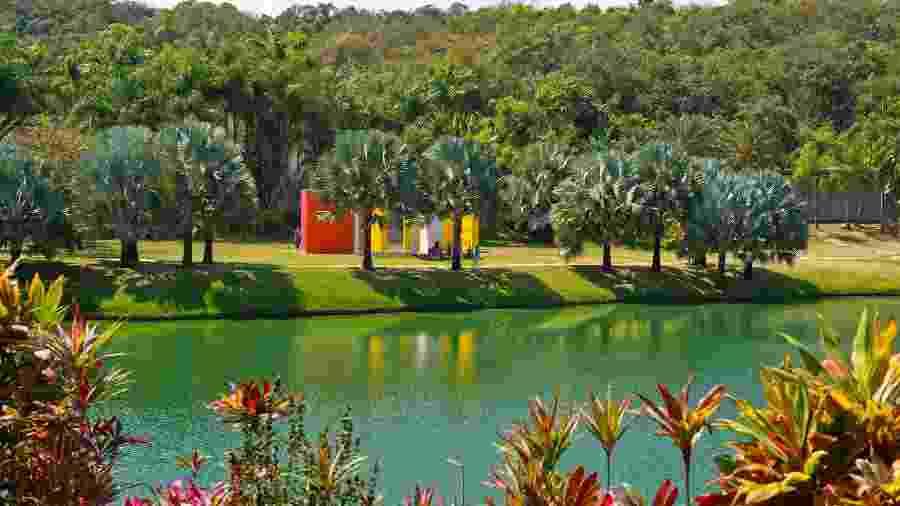 Conhecer ou voltar a Inhotim, em Minas Gerais, é possível mesmo na quarentena - William Gomes