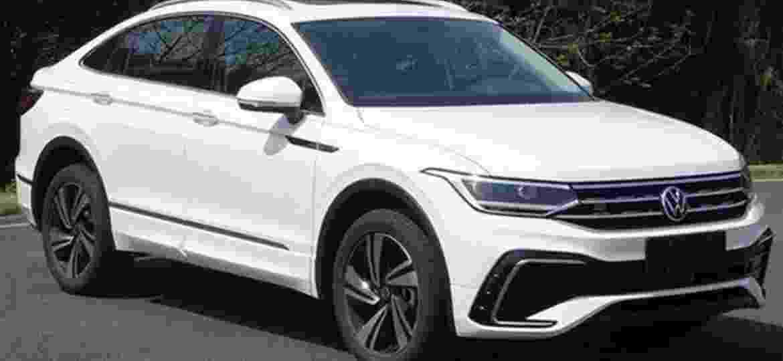 Registros na China mostram que Tiguan X será maior que o SUV Allspace - Reprodução/Internet