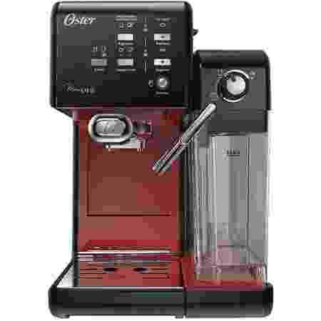 Cafeteira Expresso Prima Latte II, Vermelho, 110v, Oster - Divulgação - Divulgação