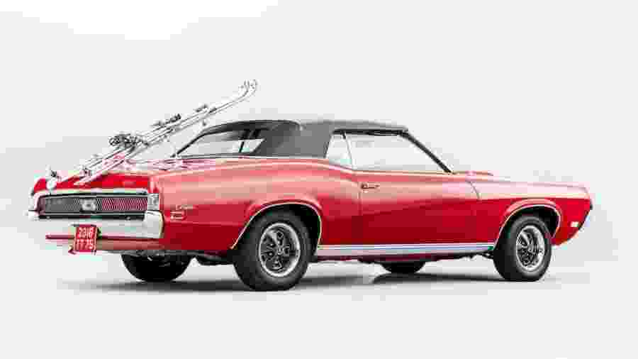Mercury Cougar XR7 1969 - Divulgação