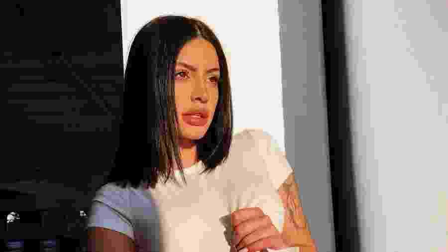 Duda Castro, ex-mulher de Biel, divulga áudio de briga - Reprodução/Instagram