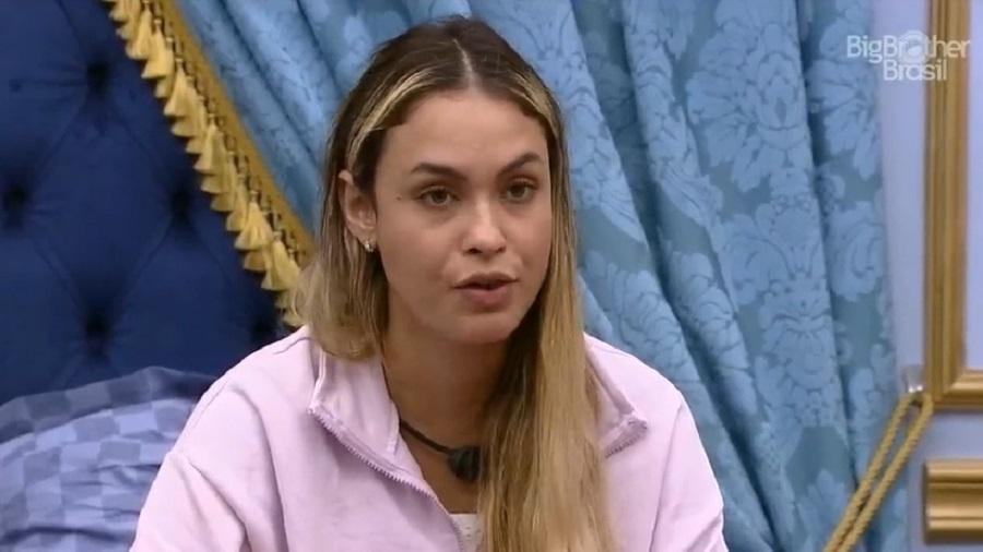 BBB 21: Sarah fala sobre Juliette - Reprodução/Globoplay