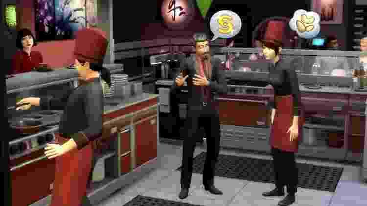 The Sims 4 Artigo 05 - Reprodução - Reprodução