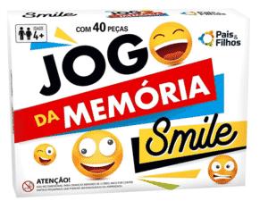 jogo da memória - Divulgação - Divulgação