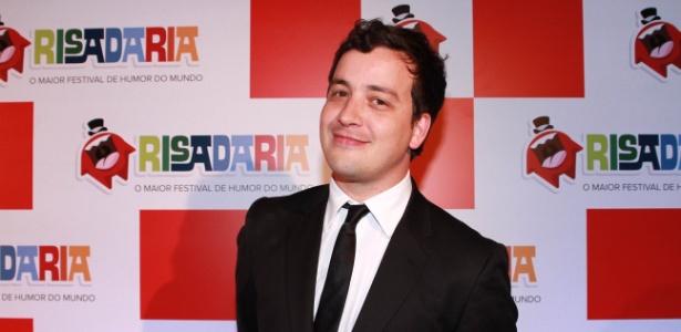 O humorista Rafael Cortez  - Raphael Castello/AgNews