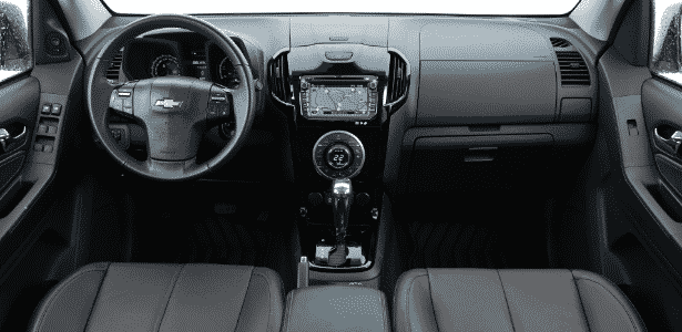 Chevrolet S10 2016 High Country - Murilo Góes/UOL - Murilo Góes/UOL