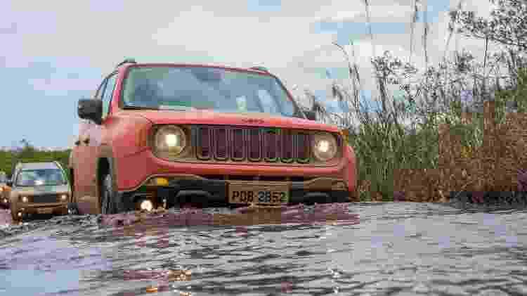 Expedição Jeep Renegade 2015 - Divulgação - Divulgação