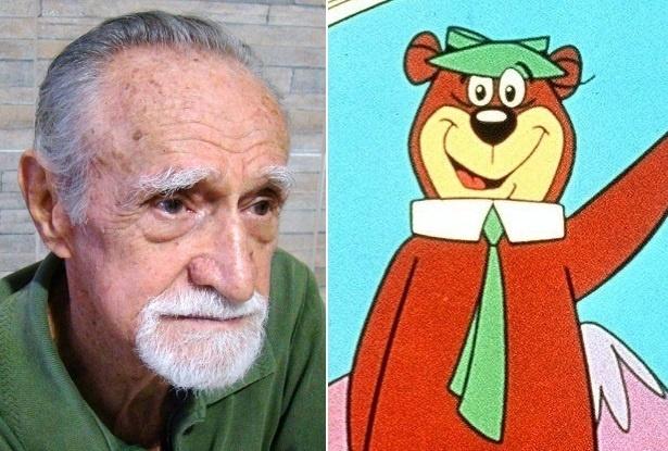 05.mai.2016 - Morre aos 90 anos Miguel Rosenberg, dublador de Zé Colmeia