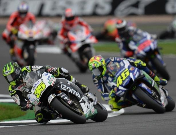 Competições ajudam a melhorar desde os freios até a ergonomia das motocicletas de rua - Oli Scarff/AFP Photo