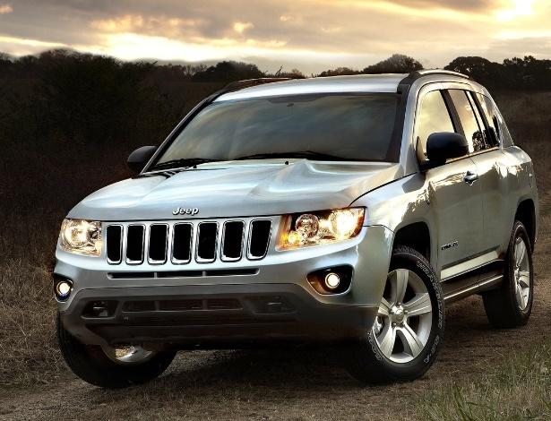 Antigo Jeep Compass é um dos modelos envolvidos no chamado - Divulgação