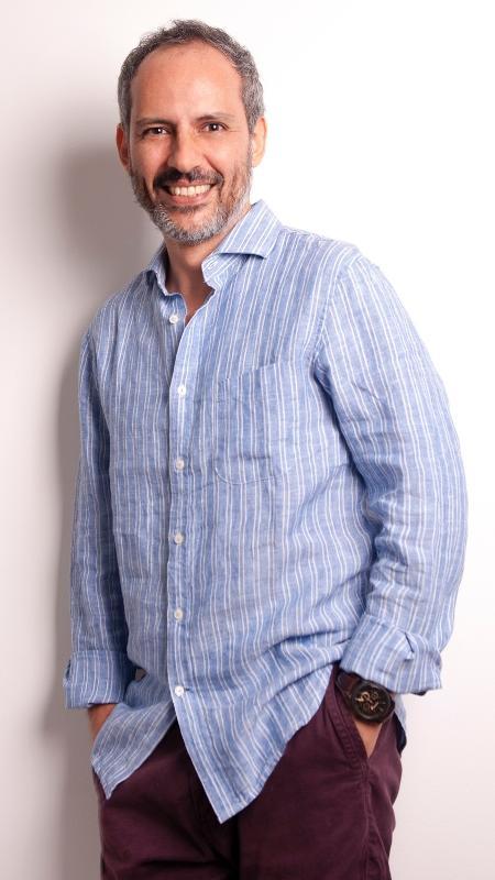 O ator e diretor Pablo Uranga - Pedro Garrido/Divulgação