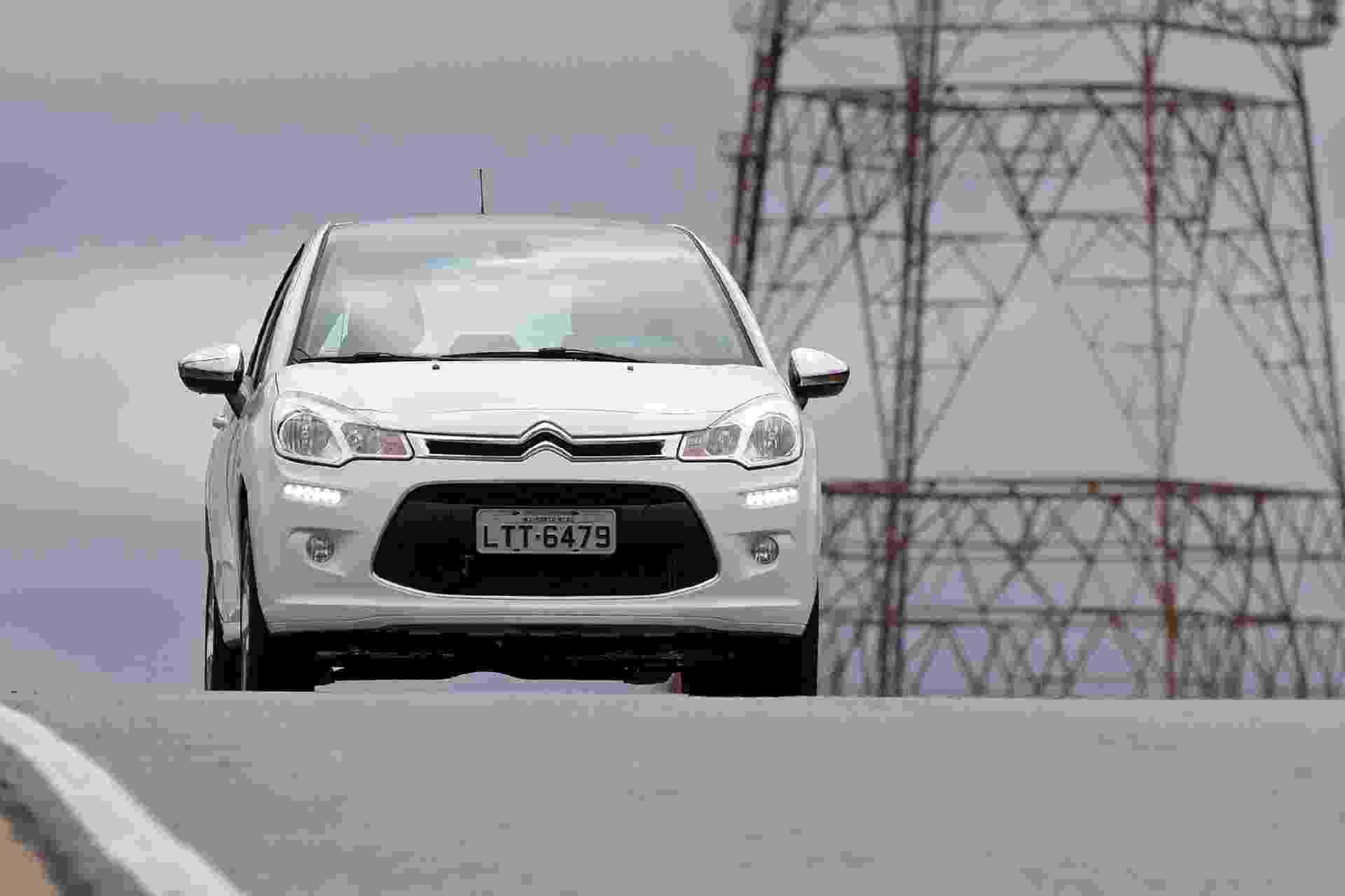 Citroën C3 Seis Marchas - Murilo Góes/UOL