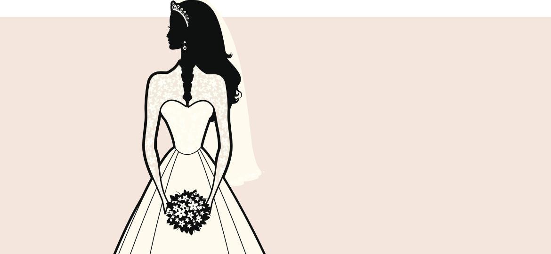Sofia* sonha com o casamento desde criança e há sete anos guarda dinheiro para fazer do seu sonho uma realidade - Getty Images