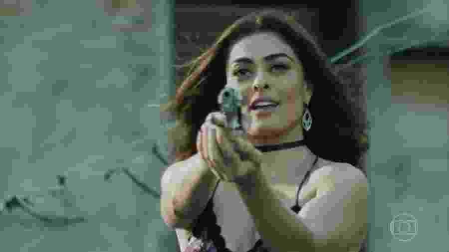 Juliana Paes de Bibi Perigosa - Reprodução/Globo