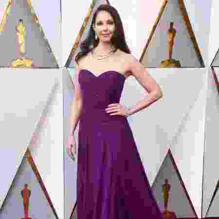Ashley Judd entrou com uma ação contra Weinstein - Getty Images