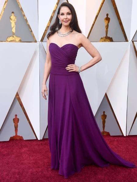 Ashley Judd no Oscar 2018 - Getty Images