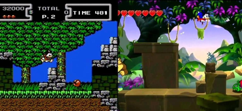 Duck Tales foi um dos jogos que ganharam uma remasterização completa - Reprodução/IGN