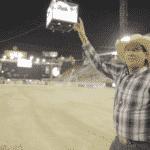 """Cena do documentário """"Asa Branca - A Última Lenda dos Rodeios"""" - Divulgação"""