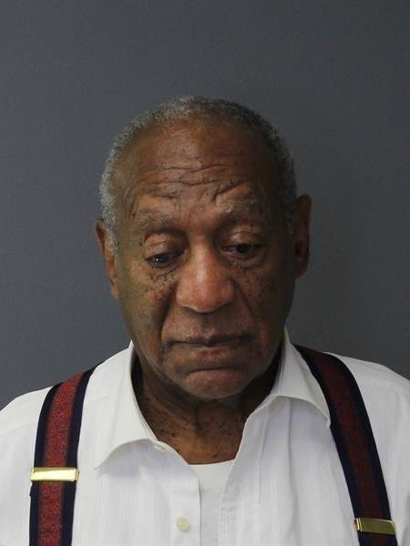 Bill Cosby aparece preso pela primeira vez - Reprodução