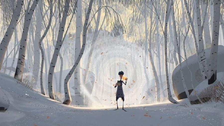 """Cena de """"Klaus"""", primeira animação original da Netflix - Reprodução"""
