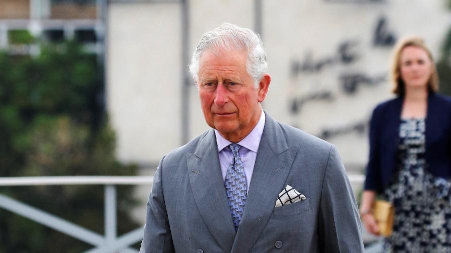 Príncipe Charles em foto de 2019 - Reuters