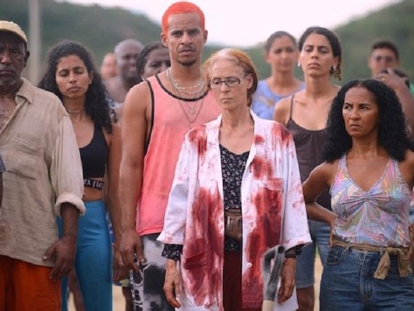 """Sonia Braga em cena de """"Bacurau"""""""