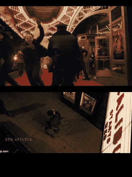 Referência a Batman Vs Superman: A Origem da Justiça no trailer final de Coringa - Reprodução/Reddit - Reprodução/Reddit