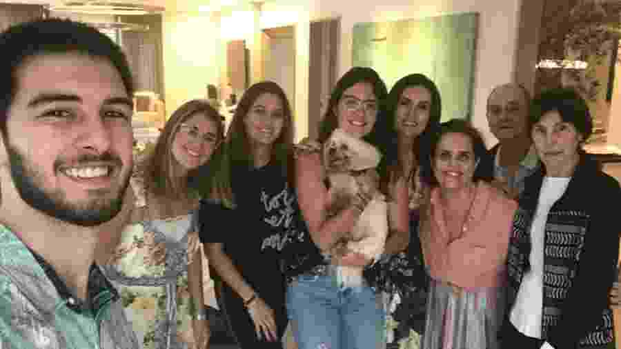 Fátima Bernardes comemora aniversário dos filhos - Reprodução/Instagram