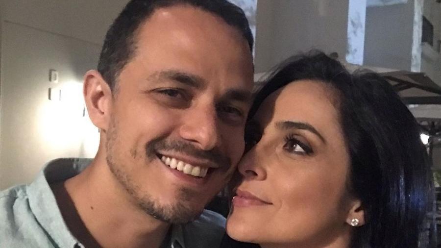 Izabella Camargo e Thiago Godoy - Reprodução/ Instagram