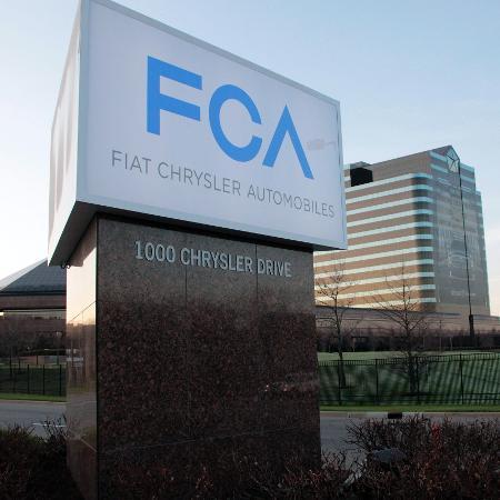 A montadora ítalo-americana Fiat Chrysler (FCA) anunciou lucro líquido de 24 milhões de euros  - Divulgação