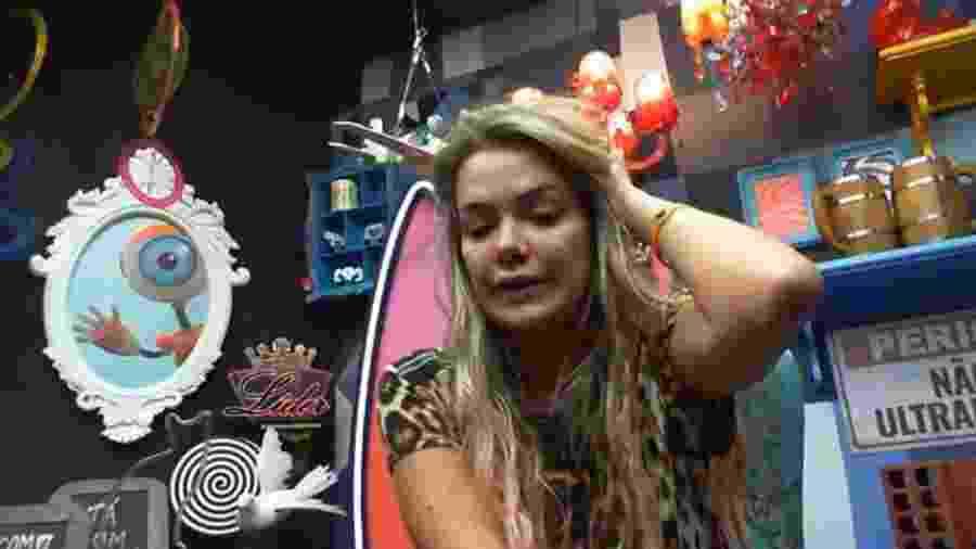 BBB 20 - Marcela no raio-x - Reprodução/Globoplay