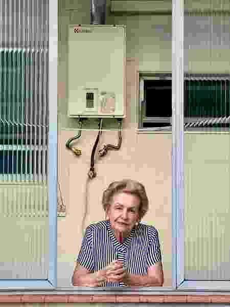 Dona Eunice cabelos - Andrea Setti/UOL - Andrea Setti/UOL