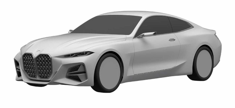 Nova geração do BMW M4 deve ser apresentada apenas em setembro - Reprodução/INPI