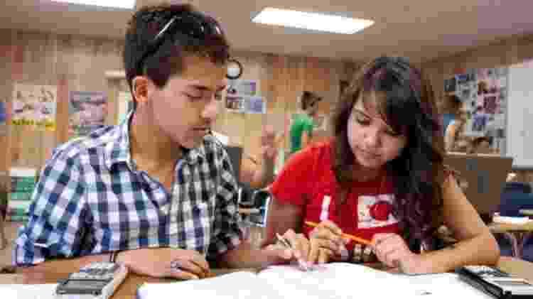Uma pesquisa mostrou que os alunos ficam significativamente mais motivados a voltar a uma tarefa quando estão mais perto de finalizá-la - Alamy - Alamy
