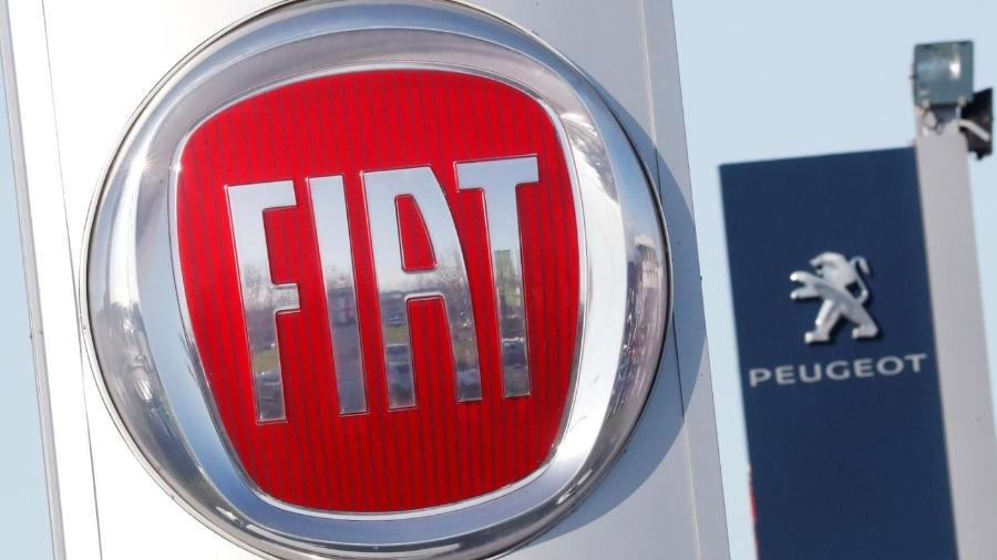Fusão da Fiat e da Peugeot é oficializada neste sábado - REUTERS/Stephane Mahe