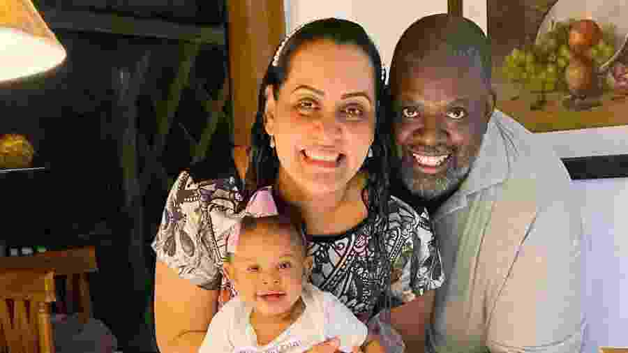 Péricles mostrou família reunida nas redes sociais - Reprodução/Instagram @pericles