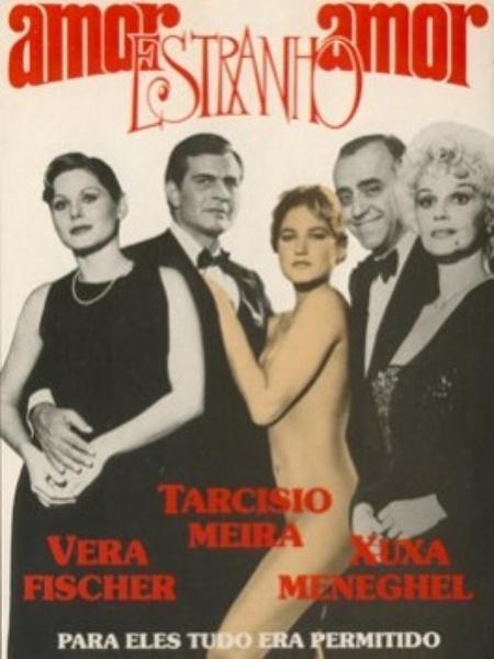 Xuxa cartaz - Reprodução - Reprodução