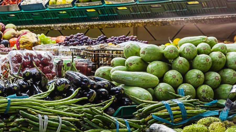 Inflação elevada de alimentos prejudicou desempenho do consumo das famílias - Getty Images