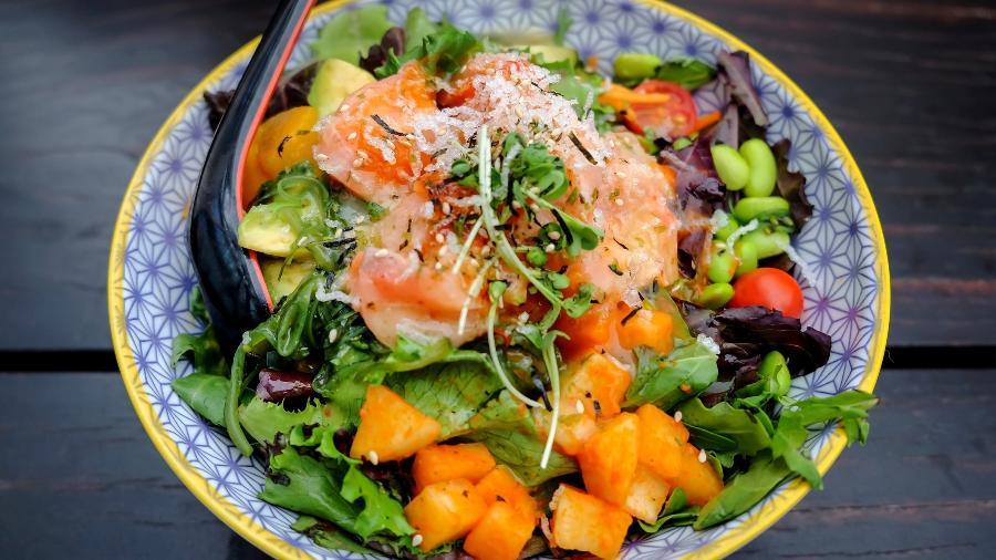 Acrescentar diferentes texturas às refeições é importante para estimular o paladar - iStock