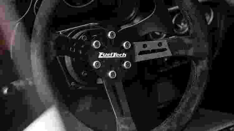 Ferrari F355 de Anderson Dick da Fueltech - Acervo Pessoal - Acervo Pessoal