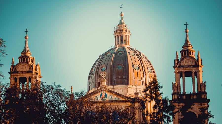 Catedral Metropolitana de Porto Alegre: igreja construída sobre cemitério - Getty Images/iStockphoto