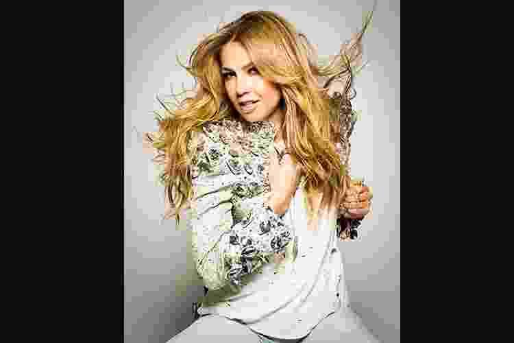 Thalía lança coleção para Macy's - Divulgação