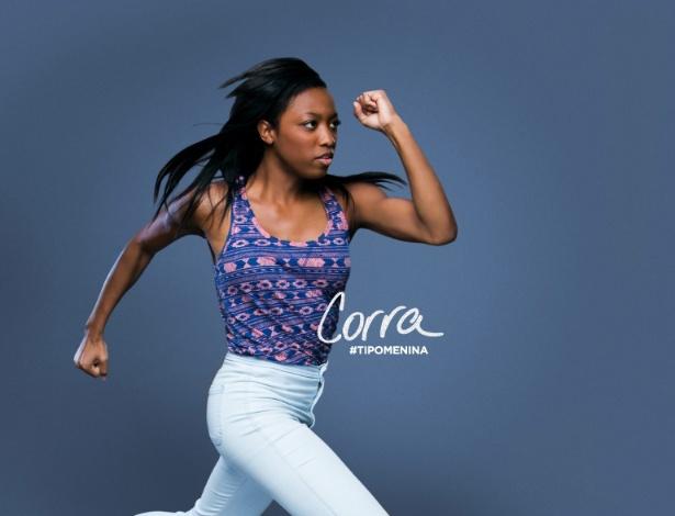 """A campanha """"Like a Girl"""" quer que as pré-adolescentes se sintam confiantes - Divulgação"""