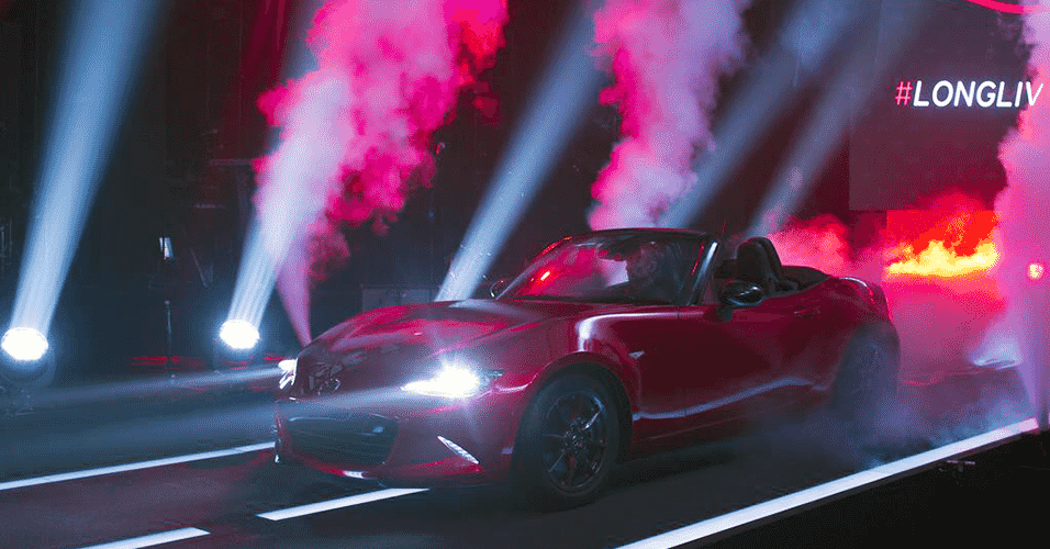 Mazda MX-5 2016 - Divulgação